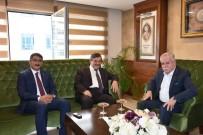 CEMAL HÜSNÜ KANSIZ - Başkan Çelik Açıklaması 'Şehzadeler Belediyesi Olarak Bütün Kamu Kurum Ve Kuruluşlarımızın Yanında Olacağız'