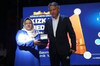 METİN ÖZKAN - Kastamonu Güncel Haber'e Birincilik Ödülü