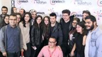 İBRAHİM BÜYÜKAK - 'Yol Arkadaşım 2'Nin Başrol Oyuncuları Kütahya'da İzleyiciyle Buluştu