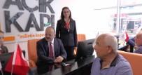 MALTEPE KAYMAKAMLIĞI - Maltepe Kaymakamlığı Açık Kapı Projesi'ni Tanıttı
