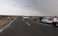 Şanlıurfa'da Trafik Kazası Açıklaması 9 Yaralı