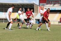 UĞUR İNCEMAN - Efsaneler Kupası Şampiyonu Büyükşehir Belediyesi