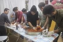 SERDAR KAYA - 'En Güzel Ve En Lezzetli Çiğ Köfte'yi Yapabilmek İçin Yarıştılar