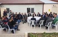 KAMİL GÜLER - Vali Yazıcı Marangoz Esnafını Ziyaret Etti