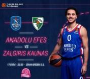 ÖZGE ÖZPİRİNÇCİ - Anadolu Efes-Zalgiris Kaunas Maçı, Pembe Kıyafetle Gelen Kadınlara Ücretsiz