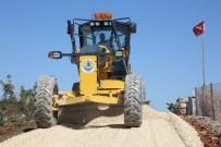 KARAAHMETLI - Erdemli Belediyesi Asfaltlama Çalışmalarını Sürdürüyor