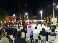 Gömeç MHP'de Mehteranlı Açılış Töreni