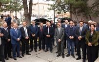GÜNAY ÖZDEMIR - Edirne'de Millet Kıraathanesi Açıldı