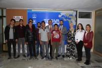 Seçen, TÜGVA Nevşehir Temsilcisi Alkan'ı Ziyaret Etti