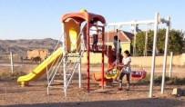 Tatbekirli Köyüne Tanap Desteği İle Çocuk Parkı