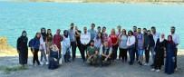 KELAYNAK - GAÜN Öğrencilerinden Gaziantep'in Tarihi Yerlerine Teknik Gezi