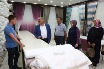 HALIL ETYEMEZ - Başkan Toru, Bedesten Esnafını Ziyaret Etti