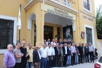 ATILLA SERTEL - Gazeteciler Cemiyeti Başkanlarından Deklarasyon