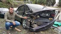 KİRAZLIK MAHALLESİ - Samsun'da 6 Kişinin Yaralandığı Kazaya Sebep Olup Araç Bulunamadı