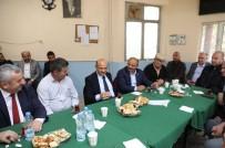 FİKRİ IŞIK - Başkan Baran, Milletvekili Işık İle Köyleri Gezdi