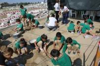 MUSTAFA UYGUN - Minikler Kum Havuzunda Arkeolojik Kazı Yapmayı Öğrenecek