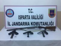 Isparta Jandarmadan 'Düğün Magandası' Operasyonu