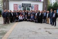 SEDAT PEKER - Başkan Kılıç Açıklaması 'Her Hizmet Çözüm Odaklı'