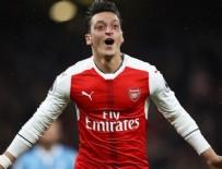 ALMANYA MİLLİ TAKIMI - Mesut Özil'den Türk takımlarına açık kapı