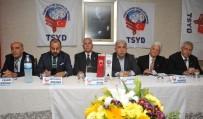 HÜSEYIN TÜRK - Adana'da Salon Sporlarının Dünü Ve Bugünü Semineri