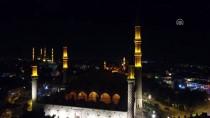 GÜNAY ÖZDEMIR - Osmanlı Mirası Camiler Gece De Göz Alıcı