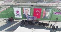 CEMAL HÜSNÜ KANSIZ - Şehzadeler'de Gençleri Sevindirecek Bir Tesis Daha Açıldı