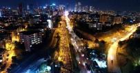 LEMAN SAM - Beşiktaş'taki Cumhuriyet Coşkusu Havadan Görüntülendi
