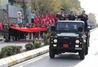 GÜNAY ÖZDEMIR - Edirne'de Cumhuriyet Bayramı Coşkuyla Kutlandı