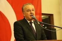 GÜNAY ÖZDEMIR - Edirne Valisi Özdemir'den Cumhuriyet Bayramı'nda 'Veda' Resepsiyonu