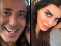 SADETTIN SARAN - Mustafa Sandal'dan Sadettin Saran-Emina Jahovic aşkına ilk yorum