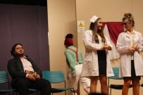 NEJAT UYGUR - 'Hastane Mi Kestane Mi' İle Gülmekten Kırıp Geçirdiler