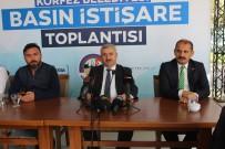 PARALEL YAPI - Körfez Belediye Başkanı İsmail Baran, Projeleri Hakkında Bilgi Verdi