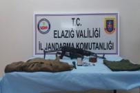 Elazığ'da 1 Terörist Sağ Yakalandı