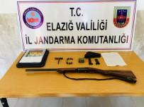 Elazığ'da PKK/KCK Operasyonu Açıklaması 5 Gözaltı