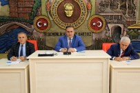 HARŞİT ÇAYI - Gümüşhane İl Genel Meclisi'nin Ekim Ayı Toplantıları Sona Erdi