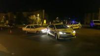 MEHMET ESEN - (Özel) Alkollü Ve Ehliyetsiz Sürücü Trafikte Terör Estirdi