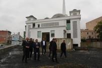 KİRAZLIK MAHALLESİ - Kirazlık Camisi'nde Sona Yaklaşıldı