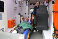SEBAHATTİN ÖZTÜRK - Kocaeli'nde Hasta Nakil Araçları Kolaylık Sağlıyor