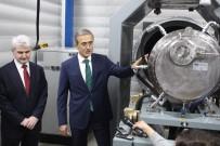 DENİZ SEVİYESİ - Türkiye'nin İlk Milli Jet Helikopter Motoru Eskişehir'de Test Edildi