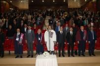 SERDAR KARTAL - Eskişehir AÜ Rektörü Çomaklı, Diyarbakır'da Başarı Belgesi Takdim Törenine Katıldı