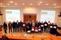 HALIL ETYEMEZ - Ereğli'de Girişimcilik Kursunu Bitiren Kursiyerlere Sertifikaları Dağıtıldı