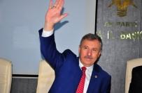SELÇUK ÖZDAĞ - Özdağ, Büyükşehir Aday Adaylığını Açıkladı