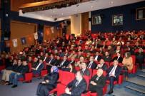 ALI İNCI - AK Parti Belediye Başkan Aday Adayları AKM'de Tanıtıldı