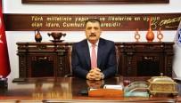 KUTLU DOĞUM - Başkan Gürkan'ın Mevlid Kandili Mesajı