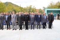 UĞUR TURAN - Başkan Şirin Turgutlu'da Cami Açılışına Katıldı