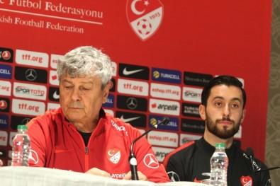 Lucescu Açıklaması 'Çalışmaya Devam'