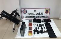 Tunceli'deki PKK/KCK Operasyonu Açıklaması 5 Tutuklama