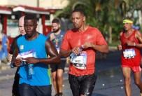 WİLL SMİTH - Hollwood Yıldızı Will Smith, Küba'da Maratona Katıldı