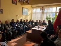 Kastamonu'da MHP Merkez İlçe Ve Devrekani İlçe Teşkilatı İstifa Etti