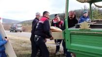 Kastamonu'da Trafik Kazası Açıklaması 1 Ölü, 2 Yaralı